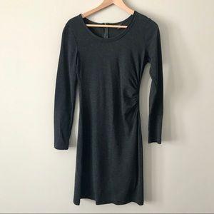 Ann Taylor grey long sleeve wool blend